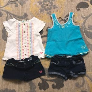 3t Hurley Roxy Lot